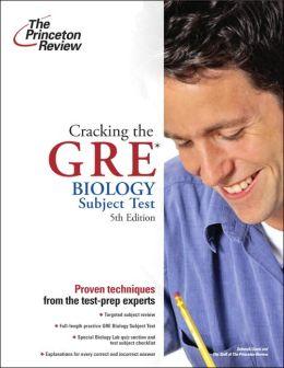 gre princeton review books