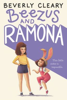 Beezus and Ramona by Beverly Cleary | 9780380709182 ...