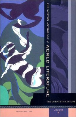 norton anthology of world literature 2nd edition