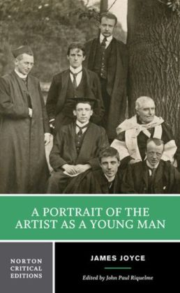 A Portrait of the Artist as a Young Man: Biography: James Joyce