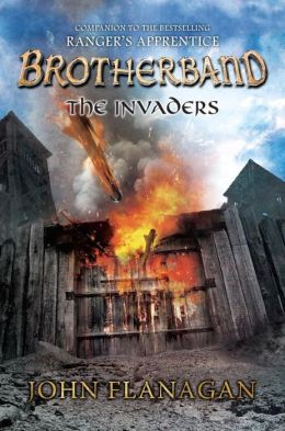 The Invaders Brotherband Chronicles Series 2 By John border=