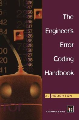 Engineer's Error Coding Handbook A. D. Houghton