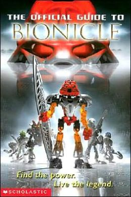 The Official Guide to Bionicle Greg Farshtey