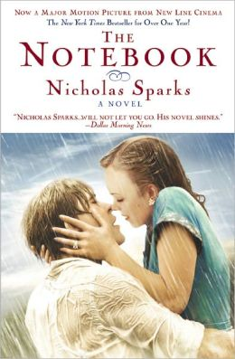 the notebook by nicholas sparks 9780446676090