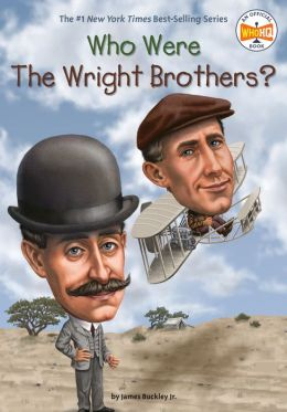 Wright brothers childrens book
