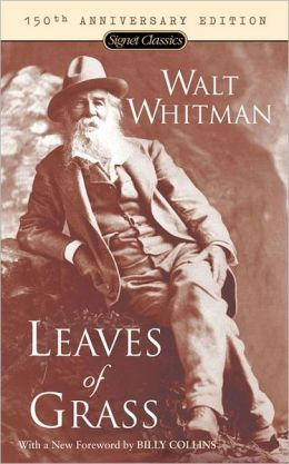 leaves of grass walt whitman - photo #22