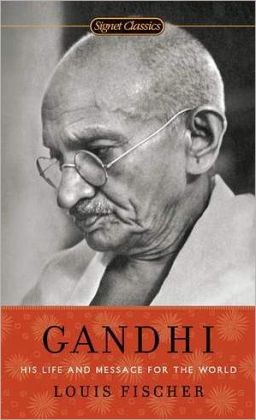 Gandhi His Life And Message For The World By Louis border=