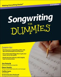 how to compose music for dummies