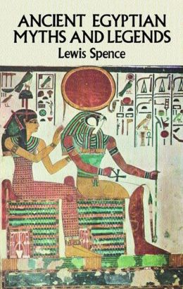 Egyptian myths and legends book