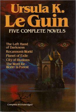 Ursula K Le Guin: 5 Complete Novels Ursula K. Le Guin
