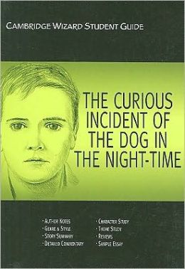 Christophers character summary curious incident of