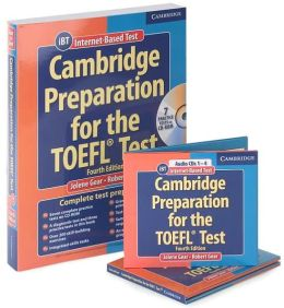 Downloads Cambridge Preparation for the TOEFL® Test: Book with CD