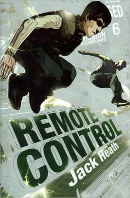 Remote Control (Lab (Scholastic Hardcover)) Jack Heath
