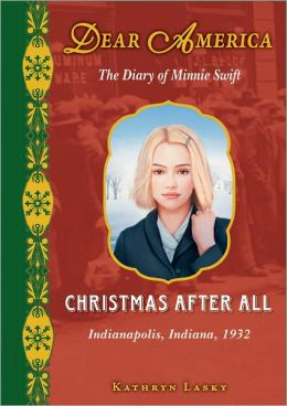 Christmas after All (Dear America Series) by Kathryn Lasky