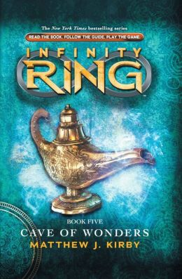 Cave of Wonders (Infinity Ring Series #5) by Matthew J ... Infinity Ring Book Series