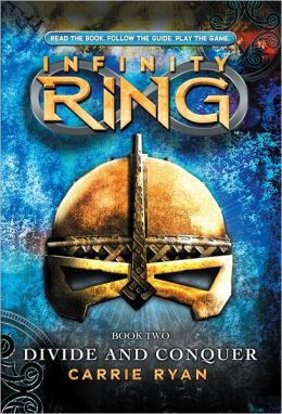 Divide and Conquer (Infinity Ring Series #2) by Carrie ... Infinity Ring Book Series