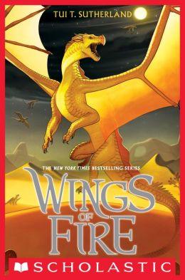 Wings of fire book series in order