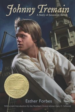 Johnny Tremain by Esther Hoskins Forbes | 9780547528380 ...
