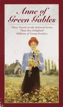 Anne of green gables book series order