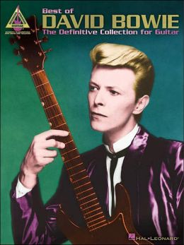 Best of David Bowie: The Definitive Collection for Guitar David Bowie