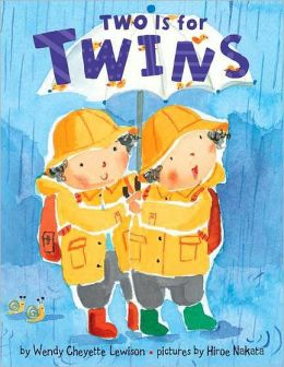 Childrens literature books about twins