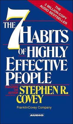 Stephen r covey 7 habits
