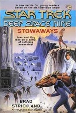 Stowaways (Star Trek Deep Space Nine) Brad Strickland