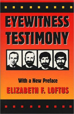 Validity of eyewitness testimony