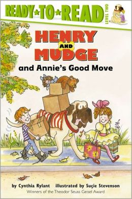 Henry And Mudge And Annie's Perfect Pet : Read-to-read Level 2 Cynthia Rylant