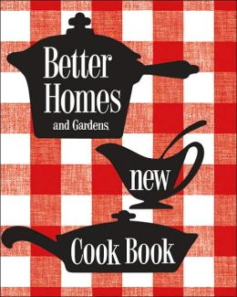 New cook book 1953 classic edition by better homes - Vintage better homes and gardens cookbook ...