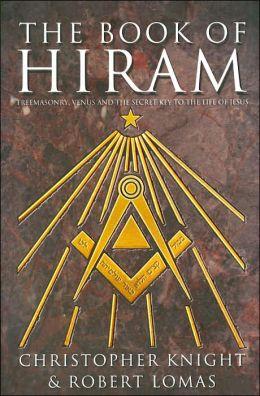 Book Of Hiram Freemasonry Venus And The Secret Key To border=
