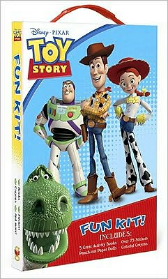 Disney/Pixar Fun Kit RH Disney