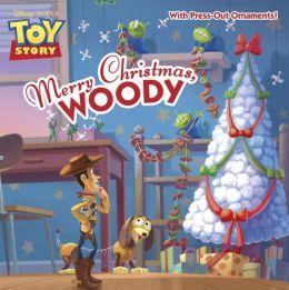 Merry Christmas, Woody (Disney/Pixar Toy Story) (Pictureback(R)) Kristen L. Depken and RH Disney