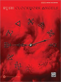 Rush -- Clockwork Angels: Authentic Guitar TAB by Rush ...