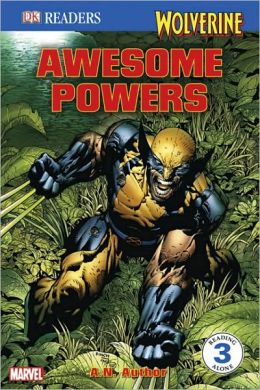 Awesome Powers (DK READERS) Michael Teitelbaum