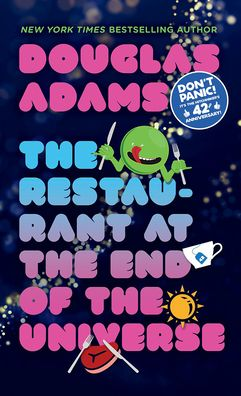 Douglas adams books in order