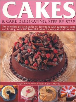 Cake decorating books barnes and noble