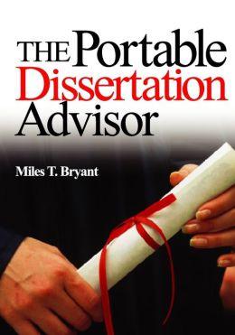 Dissertation adviser