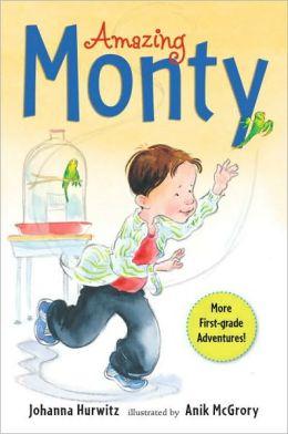 Amazing Monty Anik McGrory