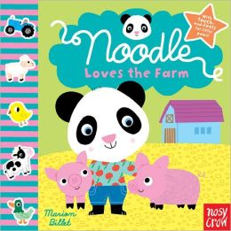 Noodle Loves the Farm by Nosy Crow | 9780763662752 | Board ...