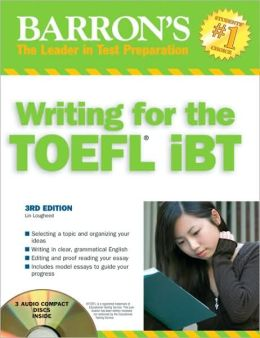 Barron's Writing for the TOEFL IBT - Lin Lougheed