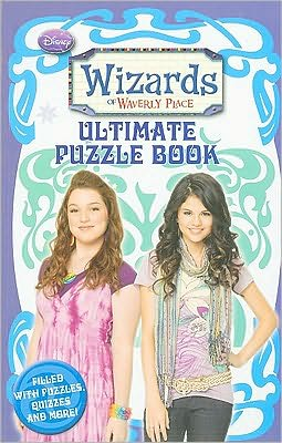 Wizards of waverly place book series