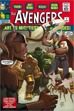 The Avengers Omnibus, Vol. 1 Stan Lee and Jack Kirby