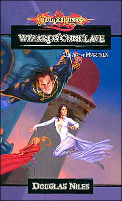 Dragonlance Wizards Conclave Age Of Mortals 5 By border=