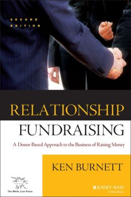 ken burnett relationship fundraising