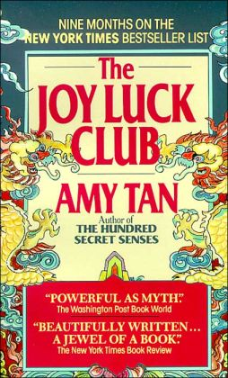 The joy luck club book barnes and noble