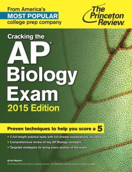 ap chemistry and biology look at training books completely new curriculum