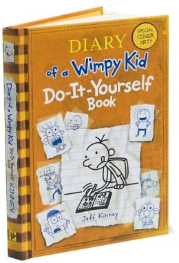 The wimpy kid do it yourself book