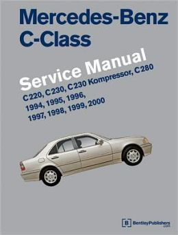 mercedes-benz c-class (w202) service manual: c220, c230 ... 1999 mercedes c230 kompressor fuse box guide 2005 mercedes benz c230 kompressor fuse box diagram