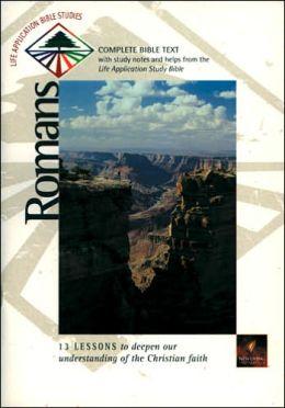 Romans (Life Application Bible Studies: NLT) Tyndale